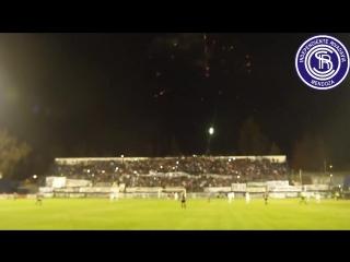 Hinchada de Independiente Rivadavia de mendoza \ Индепендьенте Ривадавиа Де Мендоса