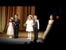 Поздравление воспитанников детских садов Тили тили тесто на мероприятии посвященной 100 летию органов ЗАГС России