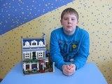 Лего Парижский ресторан, Lego 10243 Creator Expert Parisian Restaurant