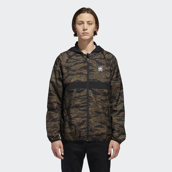 Куртка Camouflage BB Wind Packable