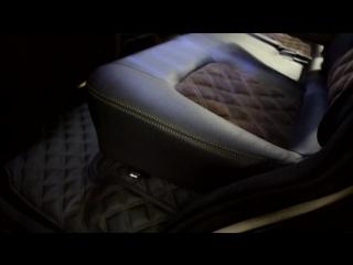 Lexus lx 470 полный тюнинг в АвтоАтелье SilAnn