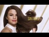 Selena Gomez Acondicionador Pantene 3 Minute Miracle Mexico 2018