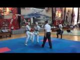 Александр Козлов, 3 бой