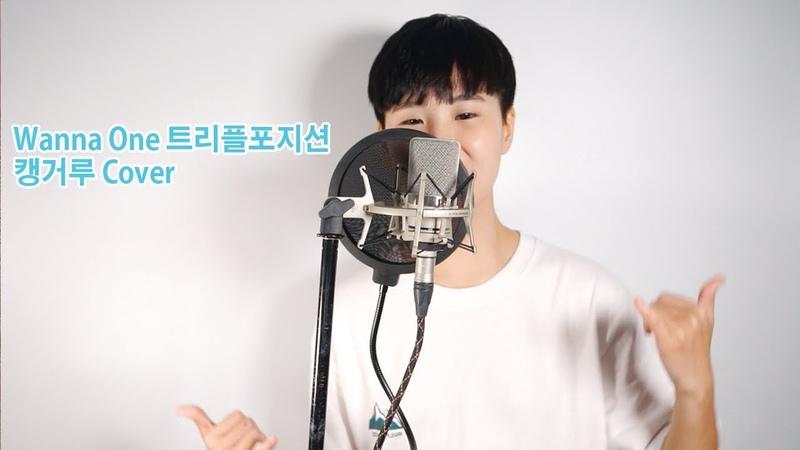 Wanna One 워너원 트리플포지션 캥거루 Kangaroo Cover
