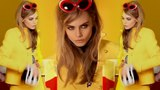 Cara Delevingne Retro Look | Behind The Scenes | British Vogue · #coub, #коуб