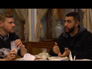 [ВПИСКА] Вписка и Jah Khalib: почему Элджей красавчик, а Оксимирон нет + видео школьной драки Бахи