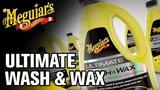 Автомобильный шампунь Ultimate Wash &amp Wax 1.42 л