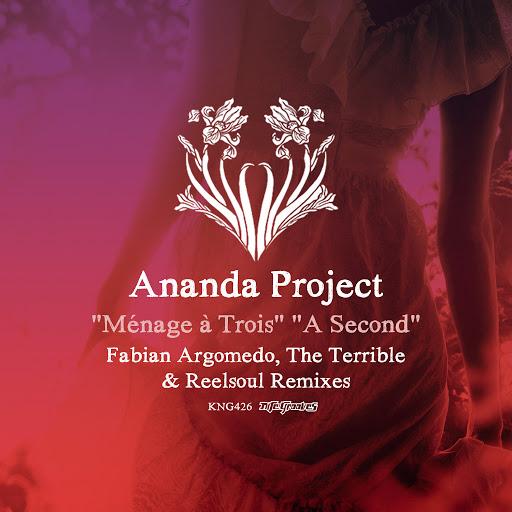 Ananda Project альбом Ménage À Trois / A Second