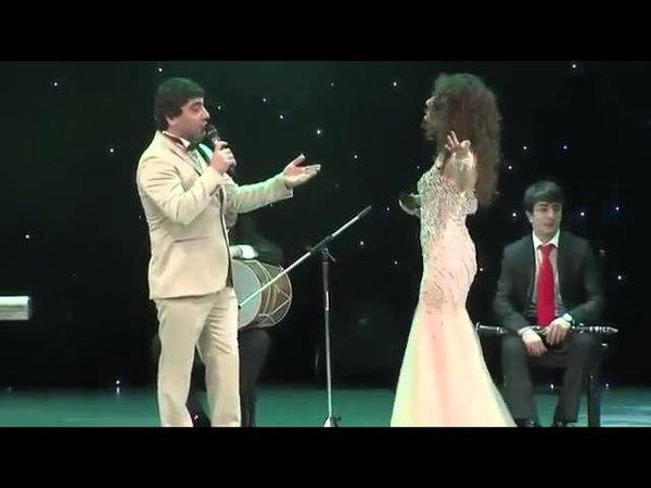 Nuri Serinlendirici Jane Shirokih Vay aman Konsert Moskva)
