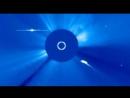 НЛО используют Солнце, как межзвездный портал! UFOs Comet Flying To The Sun! 2011