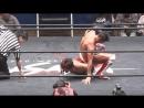 Manabu Hara vs. Takato Nakano (BASARA - Vajra 66 ~ Commemorating the Heavenly Heart)