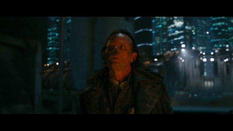 Бегущий в лабиринте 3.Лоуренс мотивирует людей на атаку города П.О.Р.О.К.А