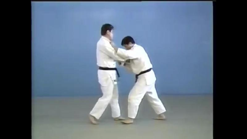 Ju Jutsu.Традиционное Кодокан Дзюдо.Нагэ вадза.Ко сото гакэ.