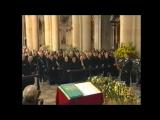 Похороны Джанни Аньелли, 26.1.2003 г.