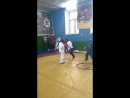 Первые тренировачные спаринги