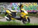 Ремонт скутера GX F3 Turbo. Часть 1