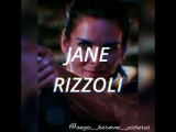 Badass #JaneRizzoli (Inst: angie_harmon_pictures)