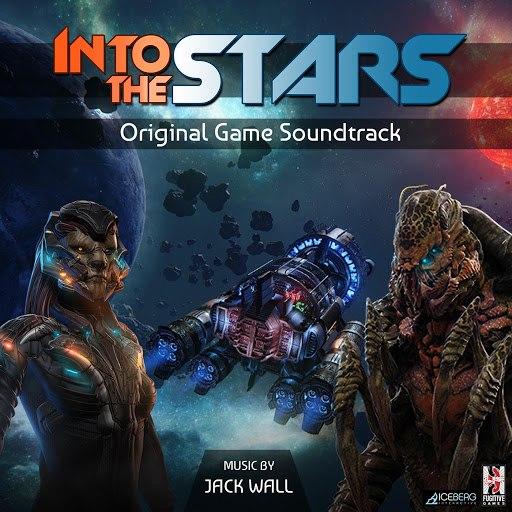 Jack Wall альбом Into the Stars (Original Game Soundtrack)