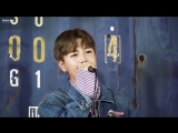 FANCAM 05.05.18 Donghun - One More Chance @ Thank You Concert Part 2