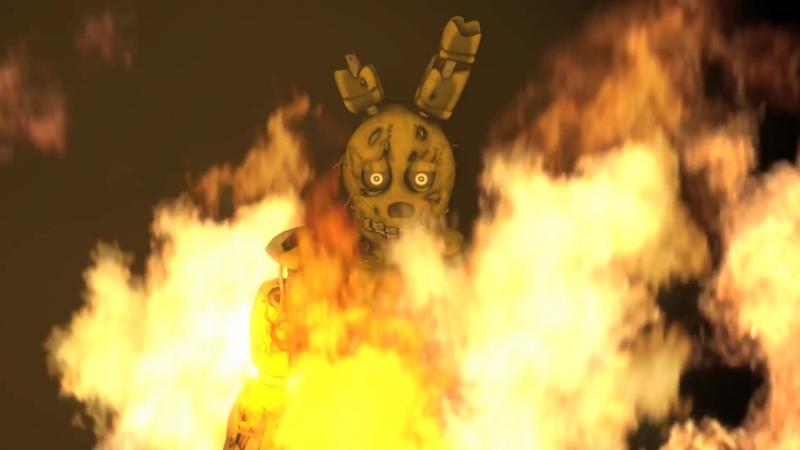[SFM] Five Nights At Freddys 4 - ФИОЛЕТОВЫЙ ПАРЕНЬ - СОЖАЛЕНИЕ