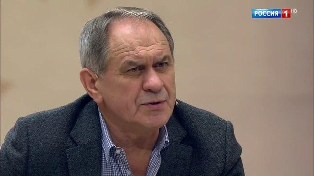 Судьба человека с Борисом Корчевниковым. Валерий Афанасьев: Я после 7 класса выпил бутылку водки по