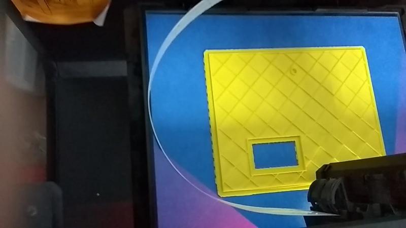 3-d печать на Makerbot Replicator