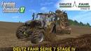 Farming Simulator 17 DEUTZ FAHR SERIE 7 STAGE IV TRACTOR