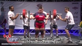World Record Squat with 273 kg by Bonica Brown USA in 84+ kg class