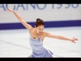 HD Michelle Kwan Lyra Angelica - 1998 Nagano Olympics - FS