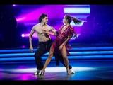 Наталья Могилевская и Женя Кот Джаз-фанк Танц з зрками 01.10.2017