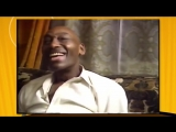 Frankie Manning laughing