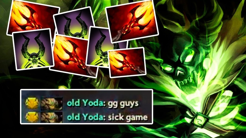 Epic Comeback by Miracle Pugna vs Void Insane Dagon Damage WTF Dota 2