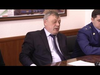 В связи с ЧП Альметьевск посетил зам. начальника Госжилинспекции РТ