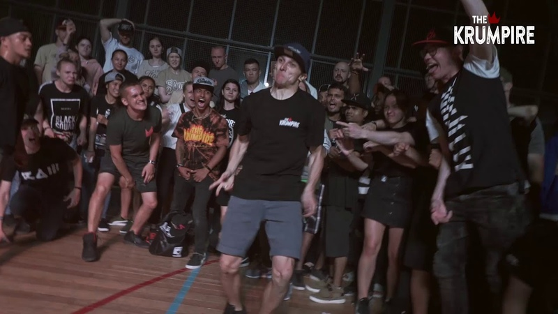 JAMSY vs UGLY FATE 1 2 Test Your Get Off THE KRUMPIRE 2018