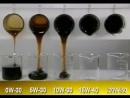 Вязкость моторных масел (при низкой температуре)