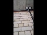 монтаж электропроводки в частном доме часть 1
