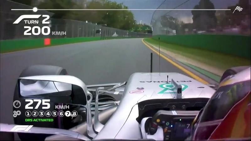 Как будут выглядеть онборды в новом сезоне «Формулы-1» с переработанной графикой
