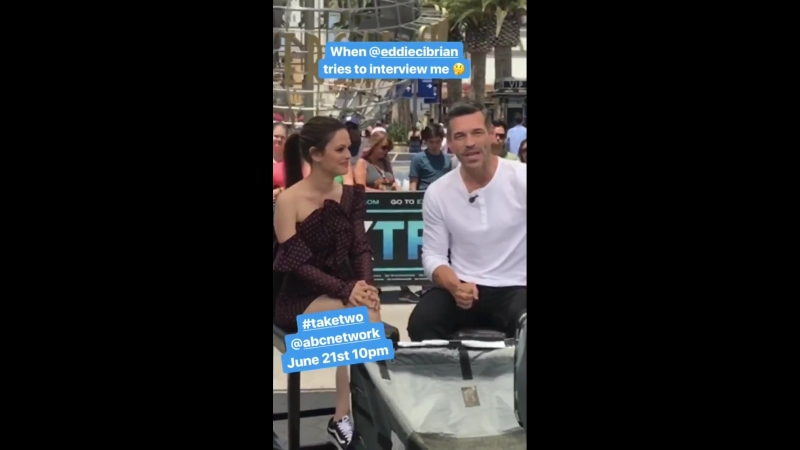 18/06/2018 - Rachel Bilson (instagram)