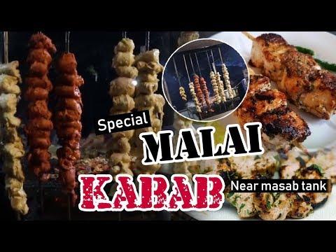 Hyderabad Special Kababs at Shahi Kabab near Masab Tank Myra Media