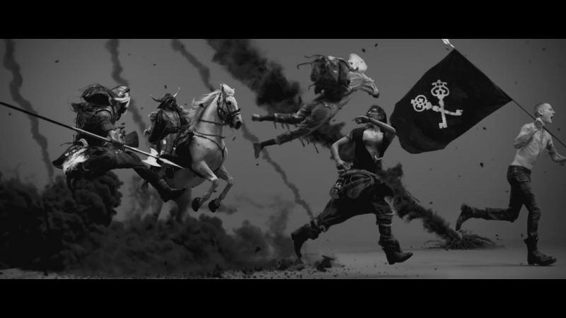 Woodkid - Iron {Official Video 1080HD}