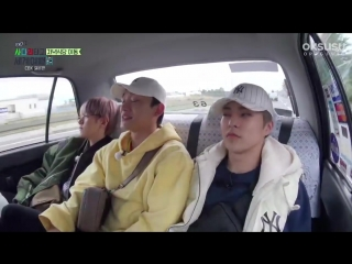 180604 EXO-CBX @ Travel the World on EXO's Ladder Episode 11