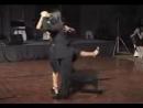 Аргентинское танго в исполнении Хавьер Родригес и Жеральдин Рохас (одна из самых красивых и изящных пар современного танго-мира)