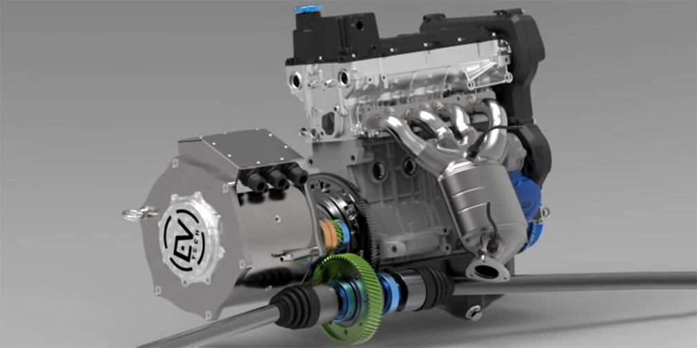 Lada Vesta на бензине и электричестве: скоро начнутся тесты