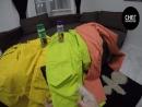 Как правильно стирать одежду из мембранной ткани СНЕГ boardshop