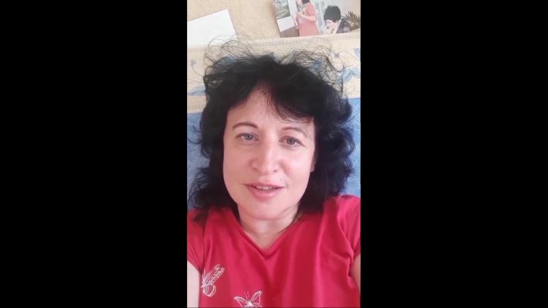 Отзыв на участие в проекте Анны Никольской