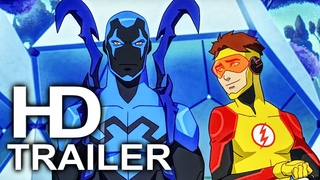 YOUNG JUSTICE OUTSIDERS Trailer #1 Season 3 NEW Comic Con (2018) DC Superhero Animated Series HD