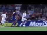 Первый гол Роналдиньо за Барселону
