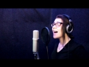 Молодожены записывают песню для свадьбы в студии K-Media