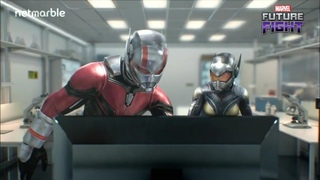 MARVEL'S ANT MAN AND THE WASP(update 4.2):MARVEL FUTURE FIGHT UPDATE 4.2 TRAILER