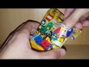 Lego Minifigures Series 18 Opening And Review - 9/Лего Минифигурки Серия 18 - 9